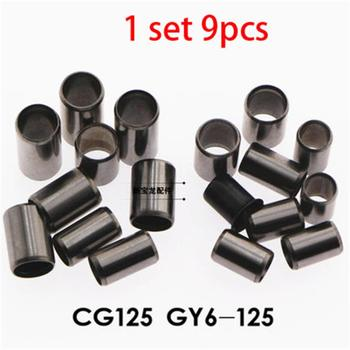 1set engine cyclinder parts motorcycle dowel pins Location pin for Honda CG125 CG 125 GY6-125 GY6 125cc image