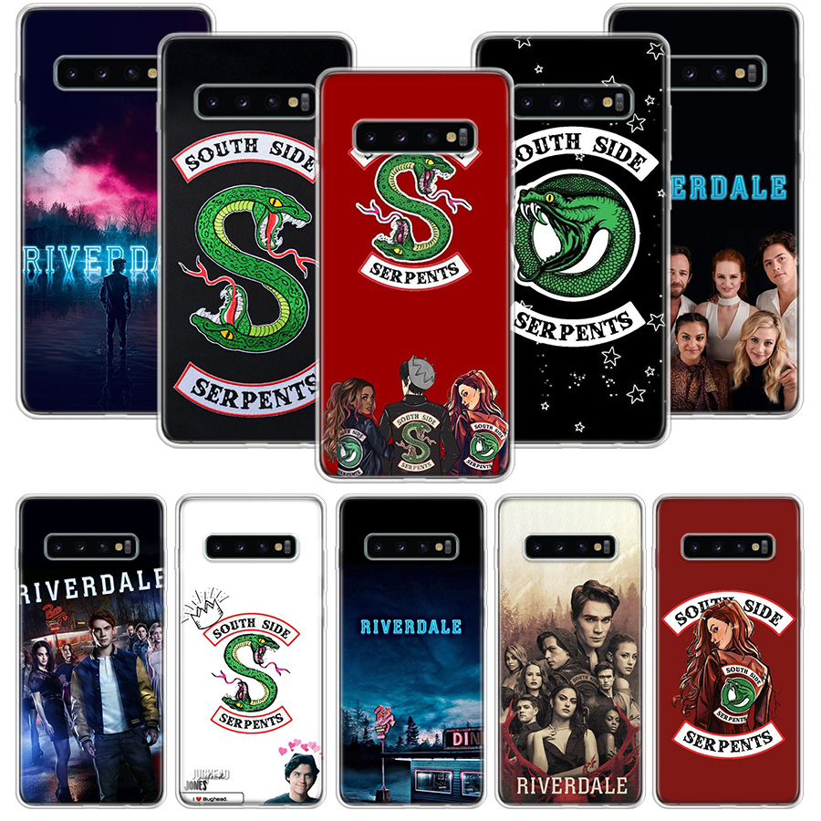 TV Riverdale Print Case For Samsung Galaxy A51 A71 A50S A10 A20E A30 A40 A70S A90 M30S A01 A21 A6 A7 A8 A9 Plus + Phone Cover