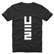 Rock Berlin Band U2 Loose Mens Men T Shirt Tshirt Fashion 2015 New Short Sleeve O Neck Cotton T-shirt Tee Camisetas Hombre женская футболка 3d 2015 t emoji t camisetas flowers