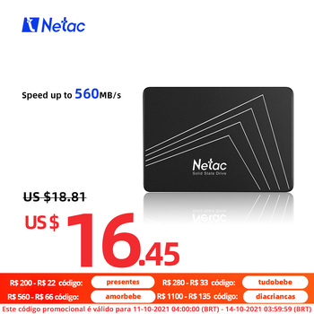 Netac ssd 1tb 240 gb 2.5'' SSD SATA 120gb 480gb ssd 500gb 128gb 256gb 512gb hdd Internal Solid State Hard Disk Drive for Laptop 1