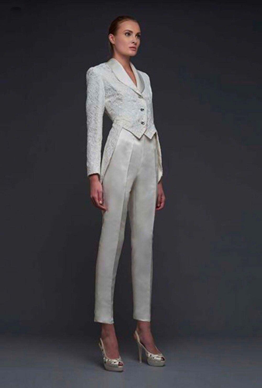 Women Pant Suits Ladies Suit Custom Made Formal Business Office Tuxedo Jacket+Pants Suits Female Office Uniform