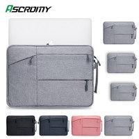 Laptop Tasche Fall Für MacBook Air 2020 13 15 15,6 16 zoll Mac Buch Pro HP Lenovo Xiaomi Mi Dell notebook Sleeve Abdeckung Zubehör