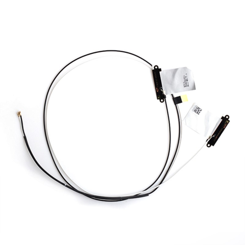 New 1 Pair 70cm Universal Laptop IPEX 4 Internal Antenna For M.2 NGFF Wireless Wifi Card Intel AX200 9260 8265 8260 BCM94352Z