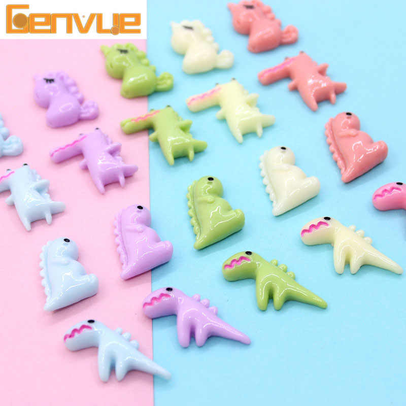 Cartoon Crocodile Addition Slime Charms Soft Clay Sprinkles Slime Supplies Accessories Decor For Slime Diy Lizun Phone Case Toys