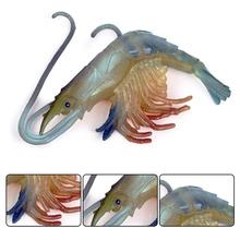 Biologia dziecka zabawki Lobster życie morskie model zwierzęcia figurka statua zabawka dziecięca symulacja plastikowa krewetki morskie zabawka dla dziecka prezent tanie tanio Chinget Urodzenia ~ 24 Miesięcy 2-4 lat 5-7 lat Zwierzęta i Natura Chiny certyfikat (3C) Kids Toy keep away from fire
