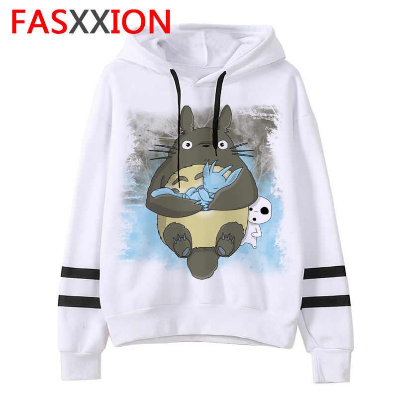 Totoro männer hoodie kleidung neue cartoon mode Sweatshirt männlichen/frauen harajuku ulzzang Grafik mit kapuze streetwear Lustige Anime