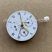 Vintage Retro Clone Automatic Watch Movement 3.6.9 Chronogrpah For Asian 7750 Mechnical Replacement Repair Movement For 7753