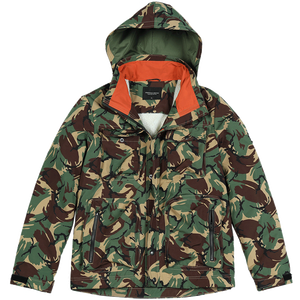 Image 5 - SIMWOOD 2020 Winter New Parkas men hooded multi pockets cargo coats Camouflage fashion warm fleece plus size jackets SI980715