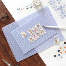 Mohamm 1PC Manual Model Cutting Mat Art Supplies Stationery School Supplies