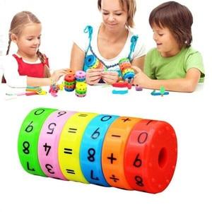 Children Magnetic Mathematics