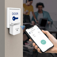 5.0 botão de interruptor inteligente empurrador abridor de porta de garagem para controle de temporizador de aplicativo casa inteligente controle remoto para iluminação