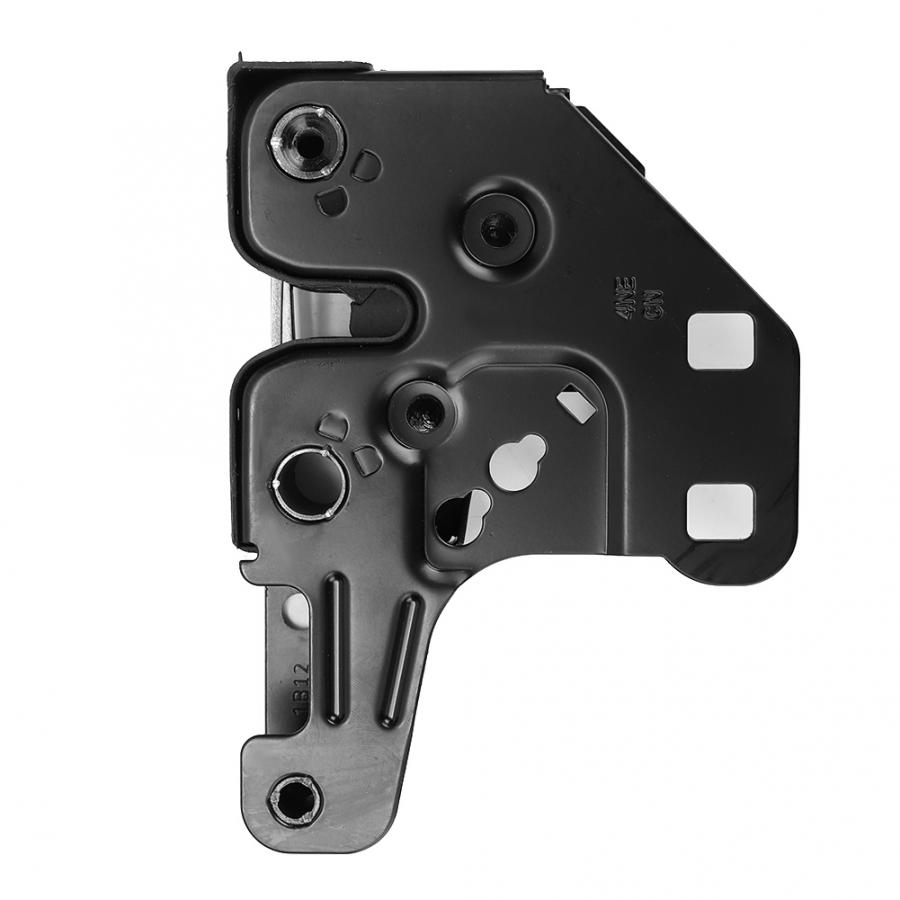 Bonnet Hood Lock Latch Catch Mechanism 4FD823509A Fits For A6 2005-2008 Iron Hood Pin Appearance Kit Car Accessories