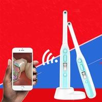 Wireless Wifi Oral Endoscope 8 Adjustable LED Illumination Camera HD Video for ios Android Dental Endoscopy