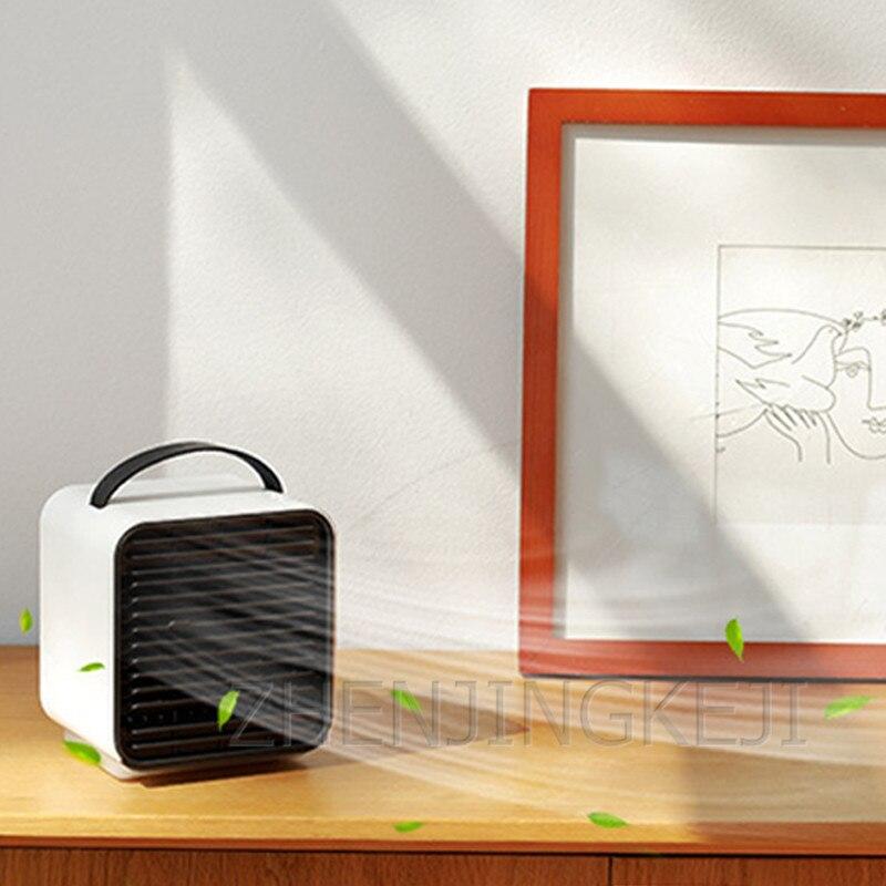 Купить портативный воздушный охладитель электрический охлаждающий вентилятор