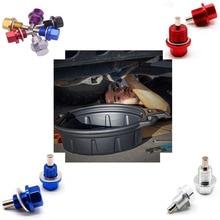 1PC Automobile Universal Modified Oil Pan Screw Magnetic Drain Plug Iron Suction Screw Car Accessories Magnet Screws