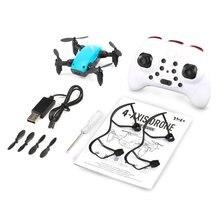 S9W Foldable RC Mini Drone Pocket Drone Micro Drone