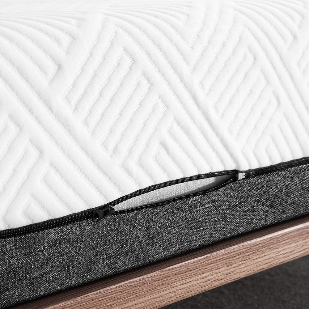 Image 5 - 30/25cm Memory Foam Mattress Topper Cool Gel Medium Firm mattress for bed Full Queen King Size topper bed with lumbar support-in Mattresses from Furniture