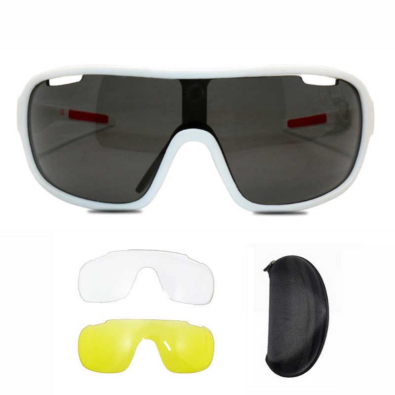 Açık bisiklet gözlük dağ gözlük bisiklet bisiklet güneş gözlüğü erkek MTB bisiklet gözlük spor güneş gözlüğü