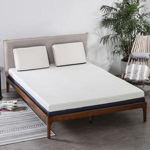 Image 3 - Mlilyหน่วยความจำโฟมที่นอนToppperสำหรับเตียงKing Queen Full Twinขนาด5ซม.2นิ้วที่นอนเฟอร์นิเจอร์ห้องนอน