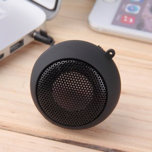 Image 5 - kebidu Speaker Music Player Stereo 3.5mm Jack Hamburg Type Telescopic Plug in Audio Portable Mini Speakers For Smart Phones PC