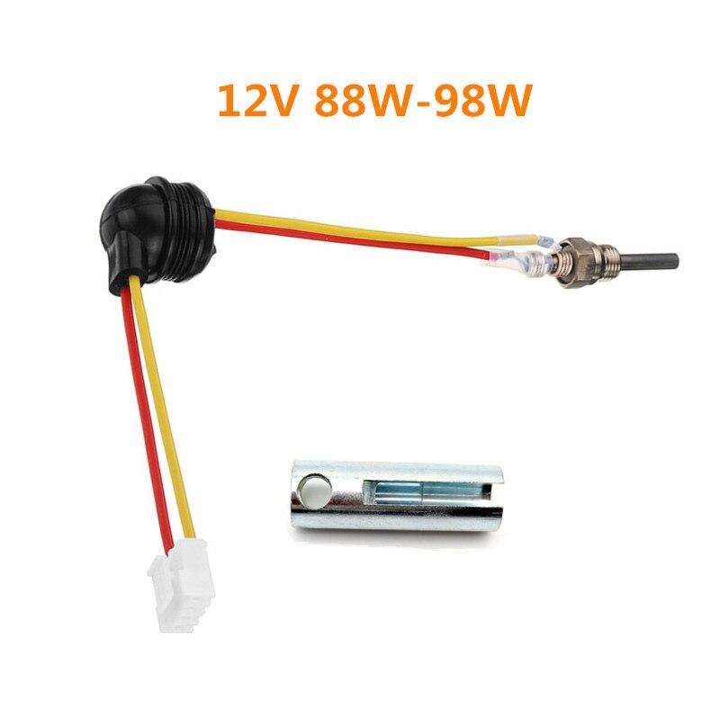 12V 88W-98W Parking Heater Glow Plug Ceramic Pin Part Air Diesel Car Truck Boat