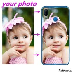 На Алиэкспресс купить чехол для смартфона diy photo text custom case soft tpu phone case for huawei p30 p20pro lite mate 20 10pro lite honor 8 9 10
