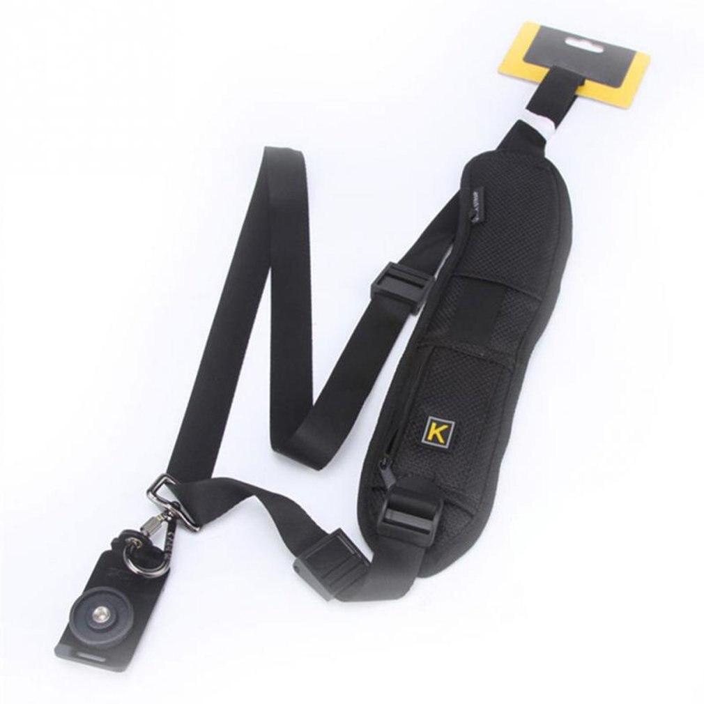 Quick Rapid Single Shoulder Sling Strap Belt Cannon Nikon Sony DSLR SLR Camera