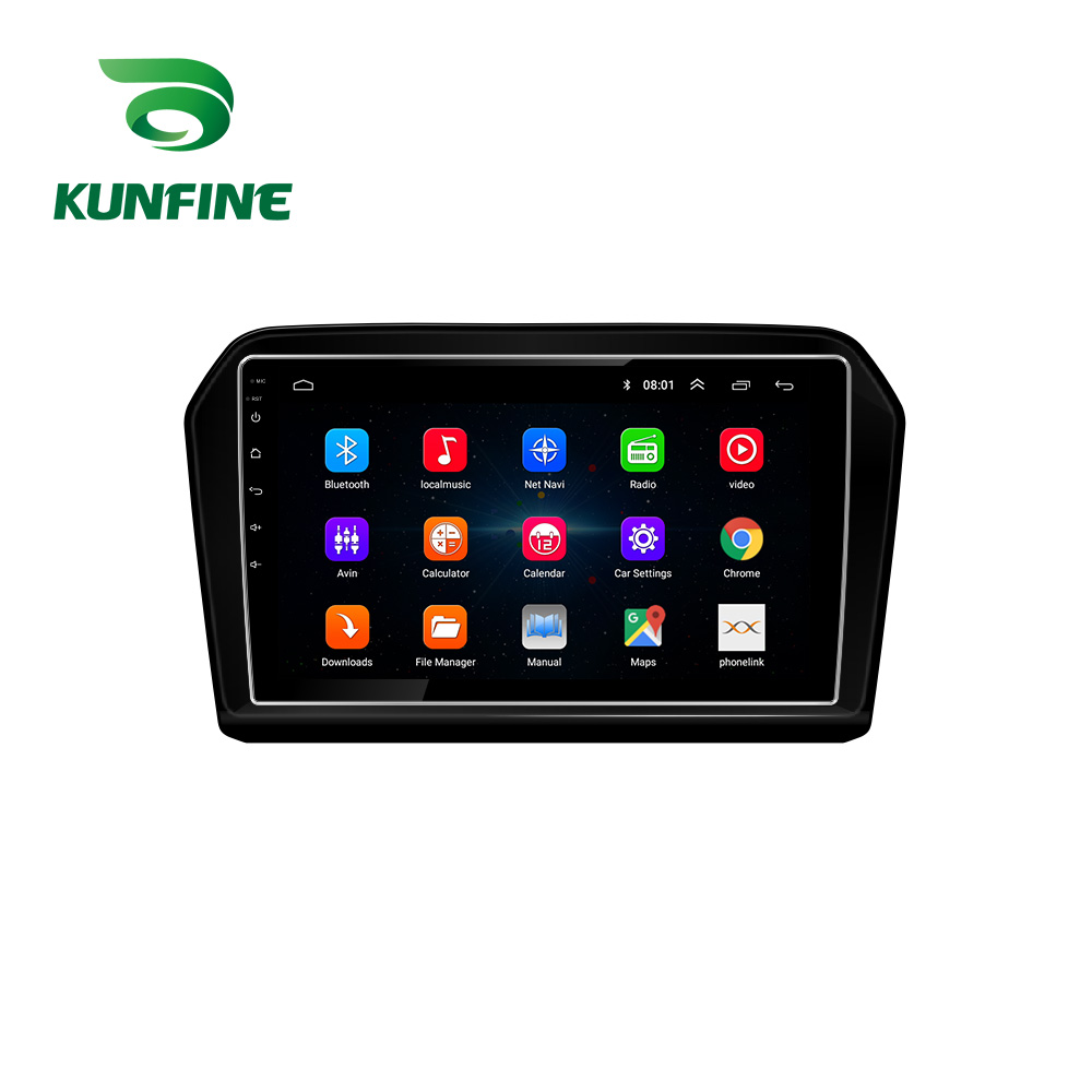 Octa Core Android 8.1 Car DVD GPS Navigation Player Deckless Car Stereo for <font><b>VW</b></font> <font><b>Jetta</b></font> 2013 2014 <font><b>2015</b></font> 2016 2017 2018 2019 Radio image