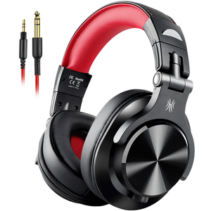 Image 1 - Oneodio A71 Original DJ Headphones Portable Wired Headset  with Music Share Lock  Stereo Headphone For Recording Monitor