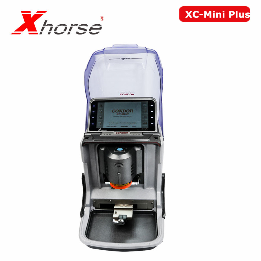 Xhorse Condor XC-Mini Plus Condor XC-MINI II Automatic Key Cutting Machine