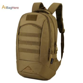 35L mochila escolar para portátil, mochila táctica de asalto militar, mochila para Creeper, Camping, senderismo, caza, Camuflaje, ejército, bolsas de cazadores