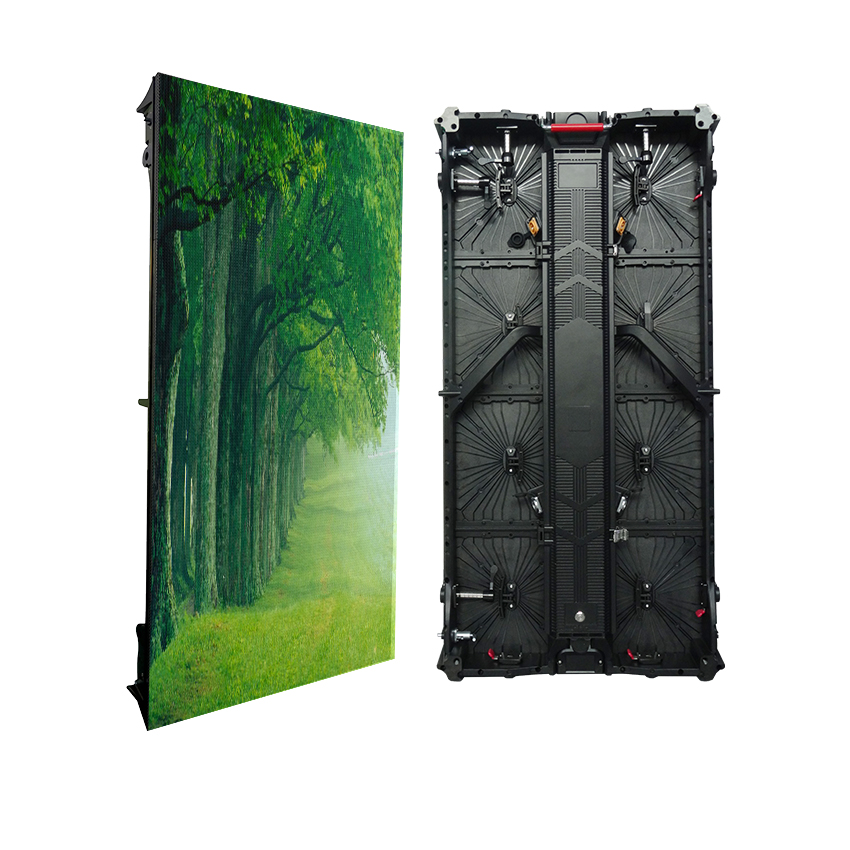 12 Pieces 500X1000mm P3.91 Indoor Advertising Led Display Screen