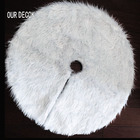 1PC White Plush Chri...