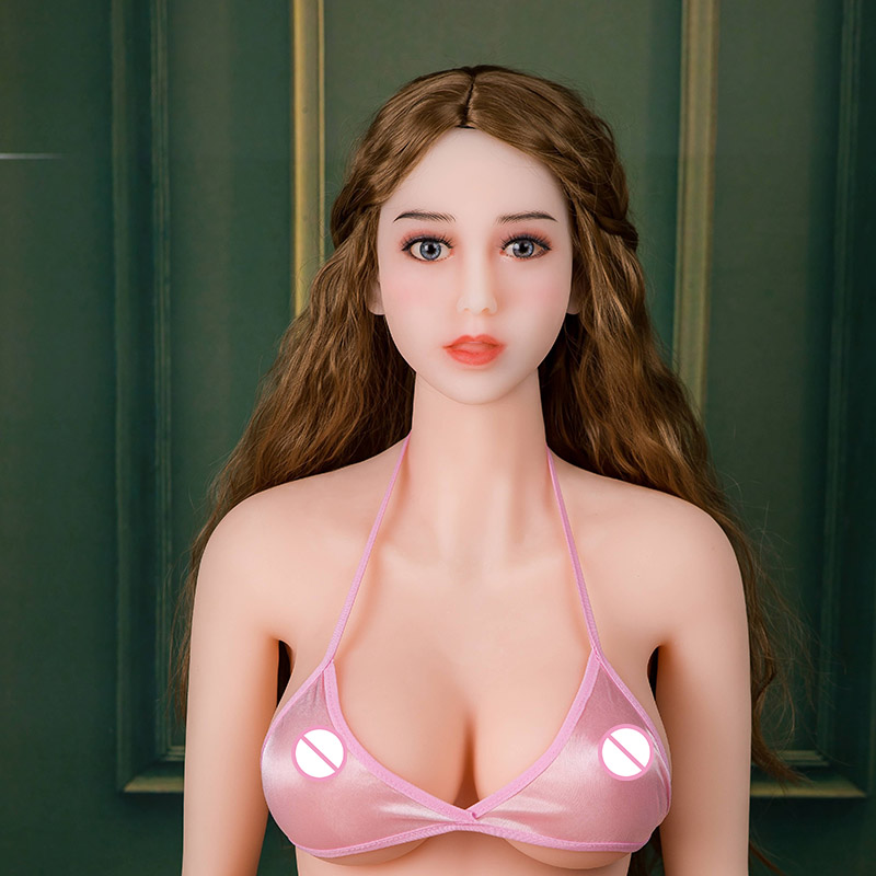 Full Size Silicone Sex Dolls Wigs High Quality All Kinds Of Colors For 140cm TPE Real Vagina Pussy Love Sex Dolls