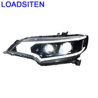 Automobiles Styling Daytime Running Assembly Cob Drl Lamp Led Auto Assessoires Car Lighting Headlights Rear Lights FOR Honda Fit