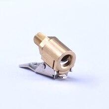 8 мм автомобильная шина воздушный насос клапан зажим зажимной разъем надувной адаптер шины клапан надувной патрон надувной клапан llantas воздушный патрон