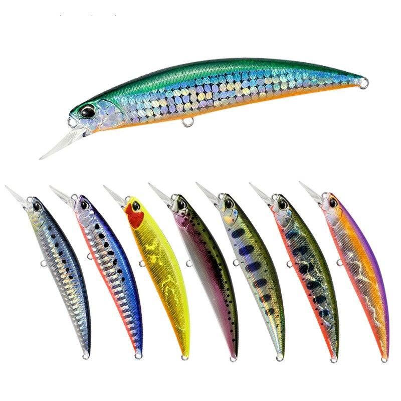 Wobblers For Sea Fishing Wobbler Fishing Wobblers Lure Crankbait Leurre Crankbaits Deep Minnow Se Uelos De Pesca Minnow Japan
