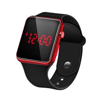 KIDS Sport LED Watch Boy's Digital Montre Electronic Watches Reloj Hombre Hodinky Relogio Masculino Zegarek Apple Wirstwatch