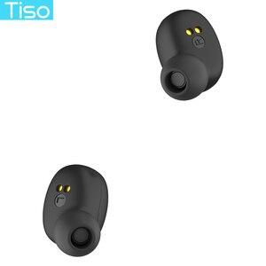Image 5 - Tiso遅延なしシームレス役割スイッチイヤホンデュアルモードのbluetooth接続ホール磁気吸引スイッチヘッドホンとマイク