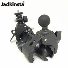 Pour Gopro caméra guidon montage trépied adaptateur vélo vélo moto 1 pouce boule montage pince pour Gopro téléphones portables