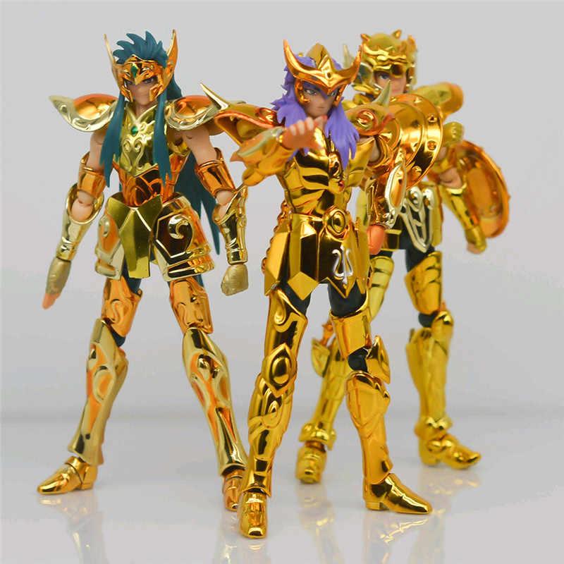 Sg Model Saint Seiya Libra Dohko Milox Scorpio With Object Shape Metal Armor Gold Saint Pvc Action Figure Model Toys Ddp 10cm Action Figures Aliexpress