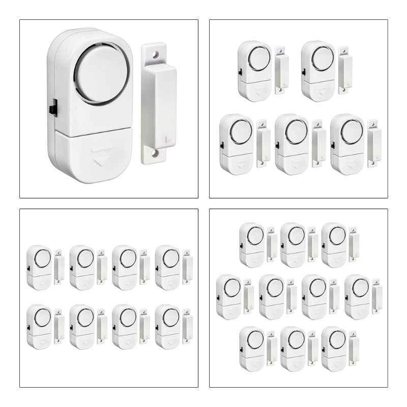 adaptador-universo /® 5 x Puerta ventana alarma alarma sistema sirena alarma sistema de la seguridad ventana puerta