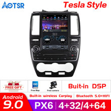 Mobil Multimedia Player Stereo GPS DVD Radio Navigasi Layar Android Sistem untuk Land Rover Freelander 2 LR2 L359 2006 ~ 2015 Radio(China)