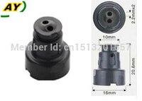 100pieces wholesale Fuel injector pintle cap plastic parts for 23250 50030 repair kit for LEXUS  (AY P3053) fuel injector injector pintle cap pintle cap -