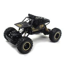 4WD Electric RC Car Rock Crawler Remote Control Toy