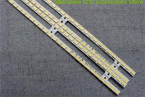 Image 5 - Tira de luces LED LTJ400HM03 H UA40D5000PR, 4 unidades por lote, BN64 01639A 2011SVS40 FHD 5K6K 2011SVS40 56K H1 1Ch PV2 440mm, 62LED, izquierda y derecha