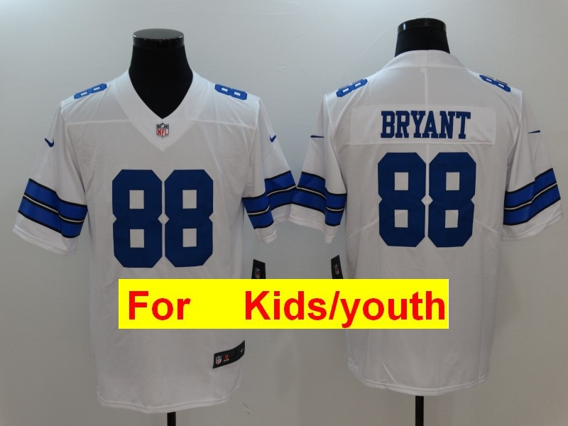 Us 30 66 Youth Kids Dallas 88 Dez Bryant Game Color Rush Football Jerseys On Aliexpress 11 11 Double 11 Singles Day