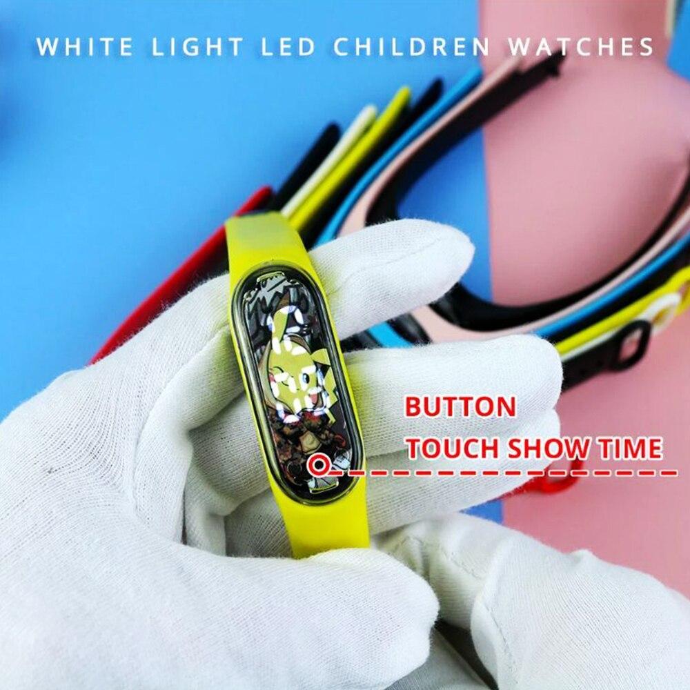 2020 новинка браслет электроника дети часы мультфильм светодиод спорт часы мода дети часы для девочек мальчиков подарок reloj infantil