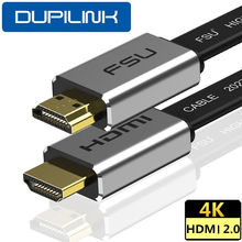 DUPILIN HDMI 2.0 4K @ 60Hz HDMI Splitter Switch HDCP 2.2 สำหรับSony HDMI Monitor PS4 กล่องทีวีARCสวิทช์Video Cable(China)