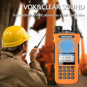 Image 5 - Echt Baofeng UV 10R 10W Walkie Talkie Radio Station Met Fcc & Ce Comunicador 30Km Transceiver Upgrade UV 5R BF 9R plus Radio